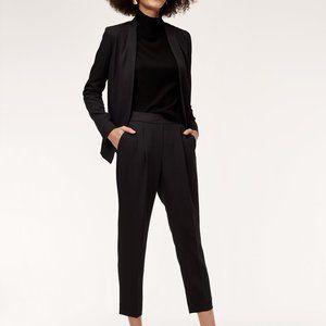 Babaton Black Pant Suit